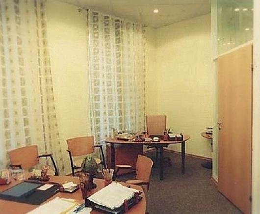 Дизайн интерьера рабочего кабинета. Фотография 1