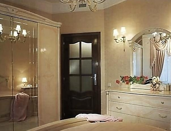 Дизайн интерьера спальни. Фотография 1