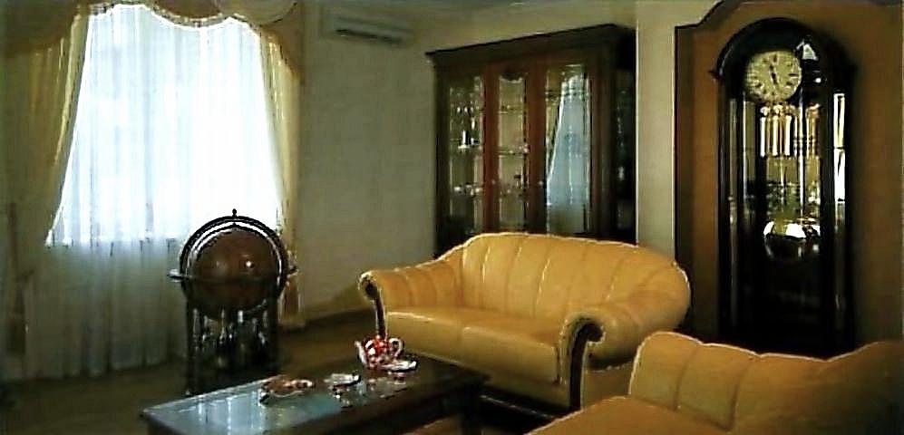 Дизайн интерьера гостиной, фотография 2