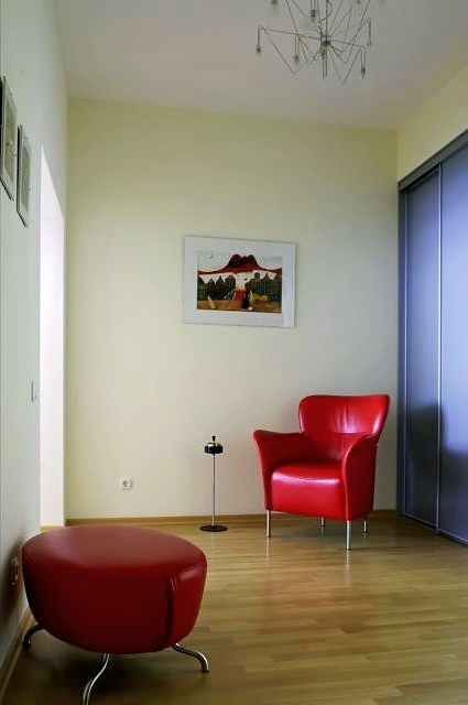 Дизайн интерьера холла. Фотография 1
