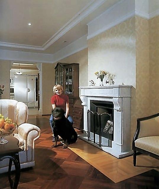 Дизайн интерьера гостиной. Фотография 3