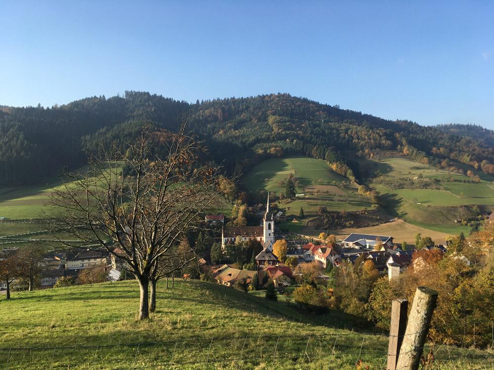 Wanderwege rund um Nordrach