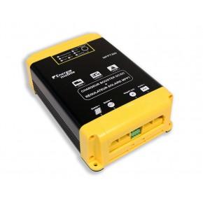 Le combiné Chargeur/Booster et régulateur solaire d'Energie Mobile