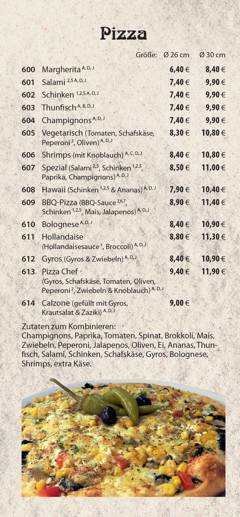 pizza hellas, gyros, pita, schnitzel, imbiss in königswinter, niederdollendorf, oberdollendorf