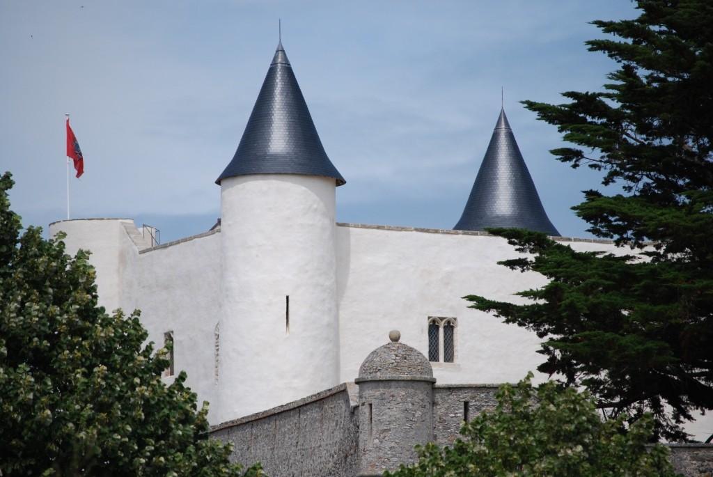 Le donjon du château de Noirmoutier-en-l'Ile
