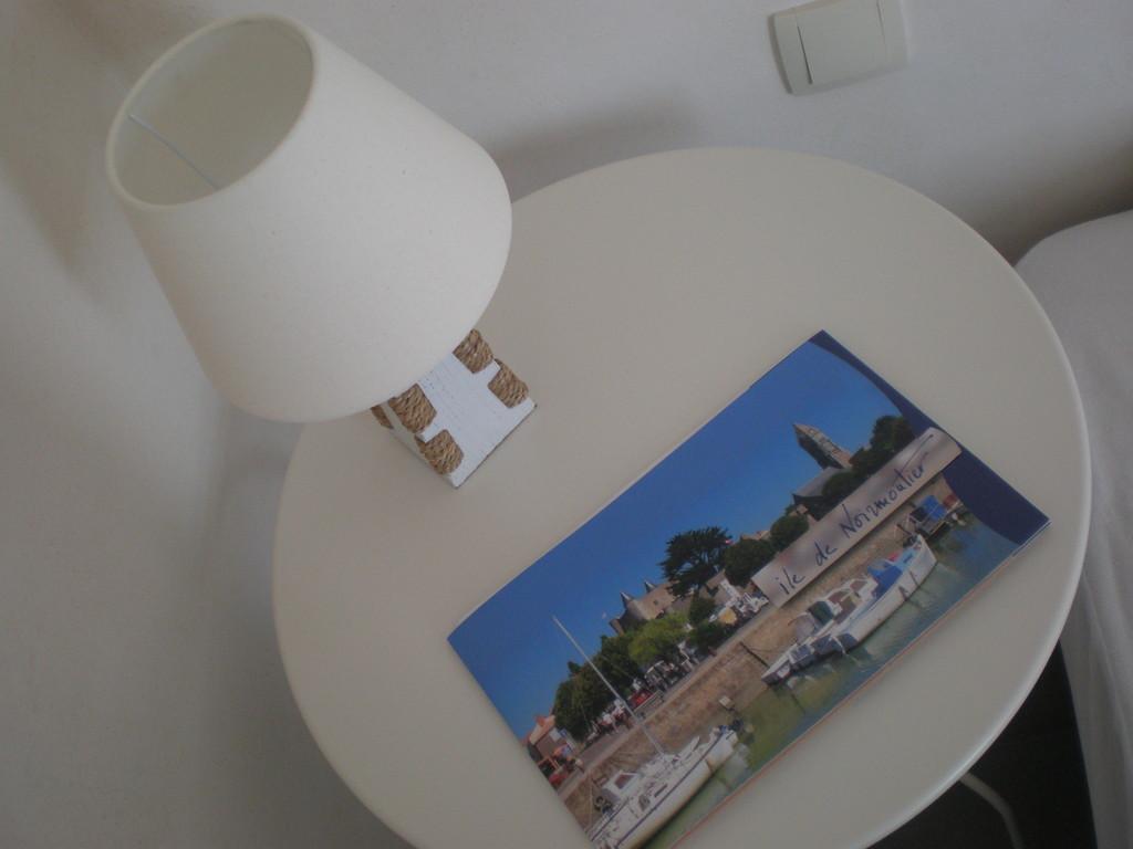 Location Beaulieu à Noirmoutier-en-l'île - Chambre Phares et balises (détail)