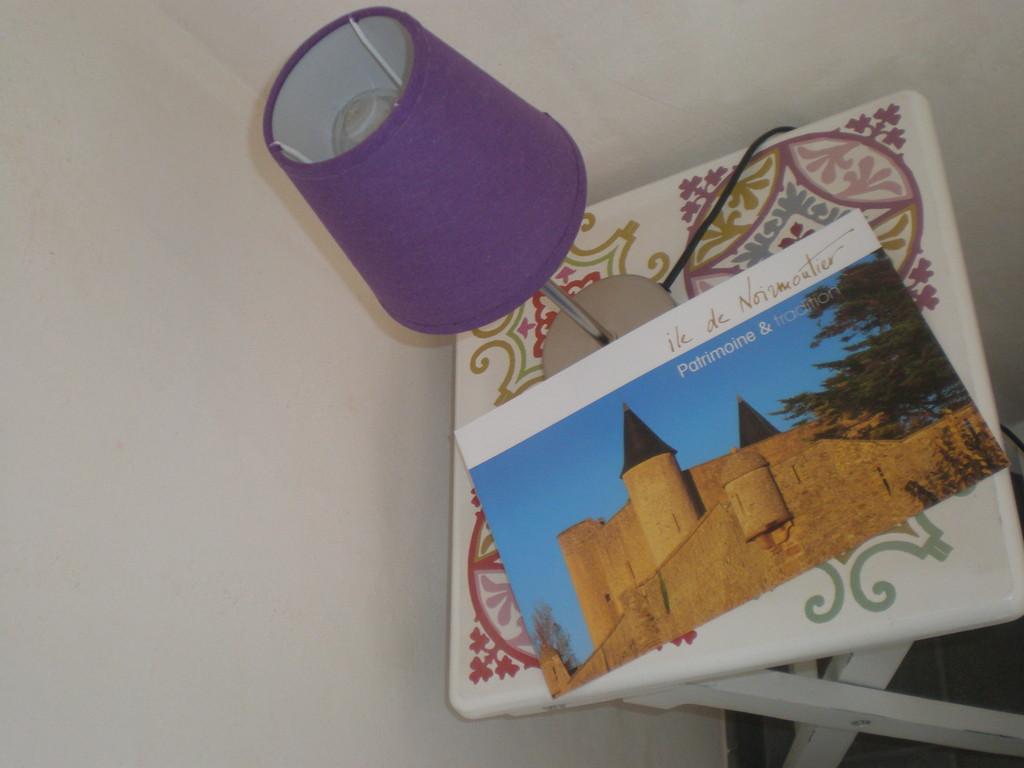 Location Beaulieu à Noirmoutier-en-l'île - Chambre Sahara (détail)
