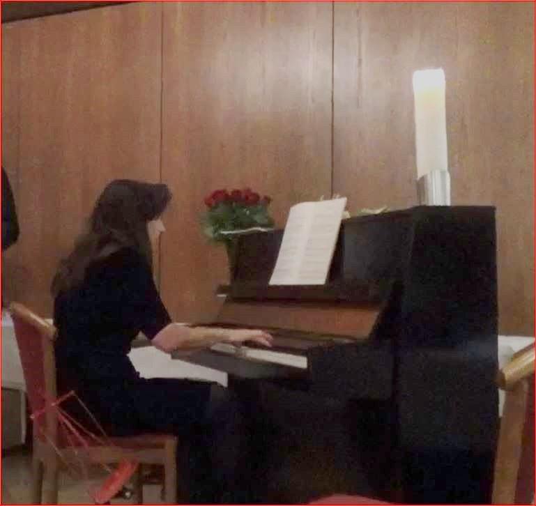 Beatrice Ganz, Astrologische Weihnachtsfeier 2015