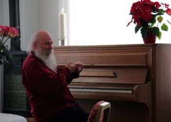 Komponist und Pianist Werrner Bärtschi