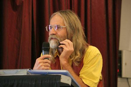 Friedel Roggenbuck, Referent und Schulleiter in Thassos (GR)