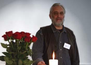 Wolfhard König, Referent, Diplom-Psychologe und Psychotherapeut, 1. Vorsitzender i-fap