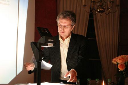 Reinhardt Stiehle, Referent, Chiron-Verlag