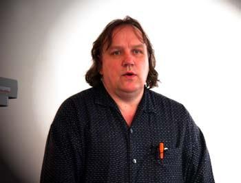 Detlef Hover, Diplom-Psychologe und ehemaliger 1. Vositzender des Deutschen Astrologenverbandes