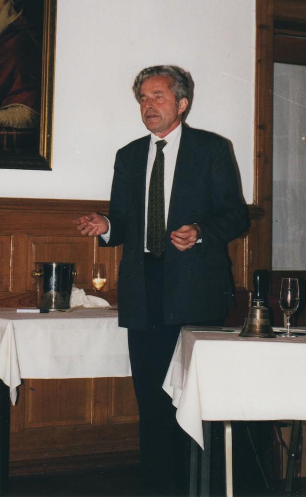 Wolfgang Somary, Beirat und Ehrenmitglied
