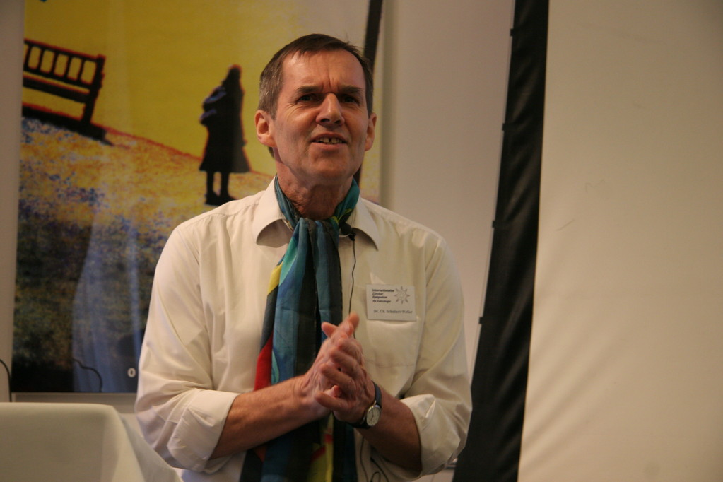 Vizepräsident, Dr. Christoph Schubert-Weller, ehem. 1. Vorsitzender des Deutschen Astrologen Verbandes