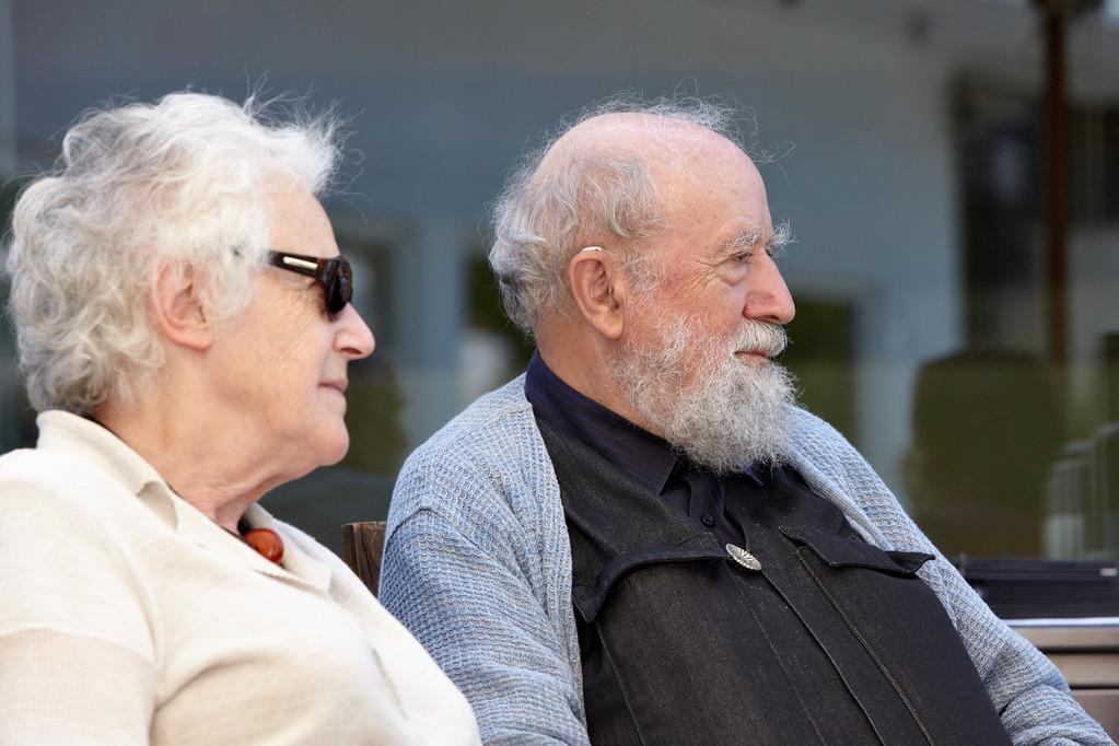 Mari-Jo und Michel Butor