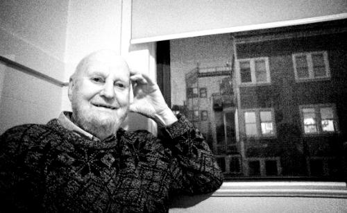 Lawrence Ferlinghetti © M. Kauz