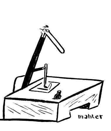 Nicolas Mahler © N. Mahler