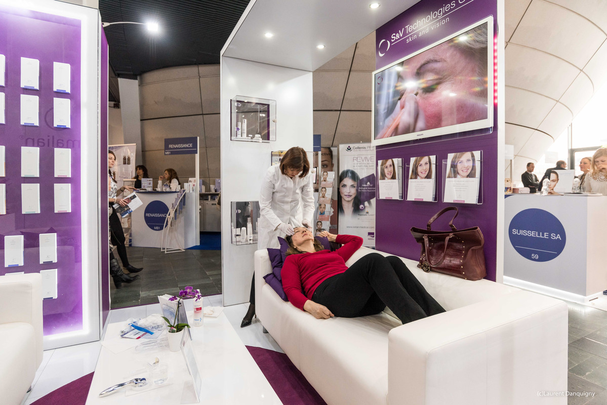 ©Laurent Danquigny / Salon IMCAS