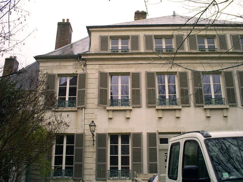 Rénovation de maison bourgeoise à Sens