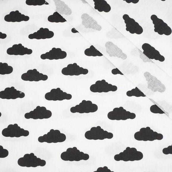 Baumwolle schwarze Wolke