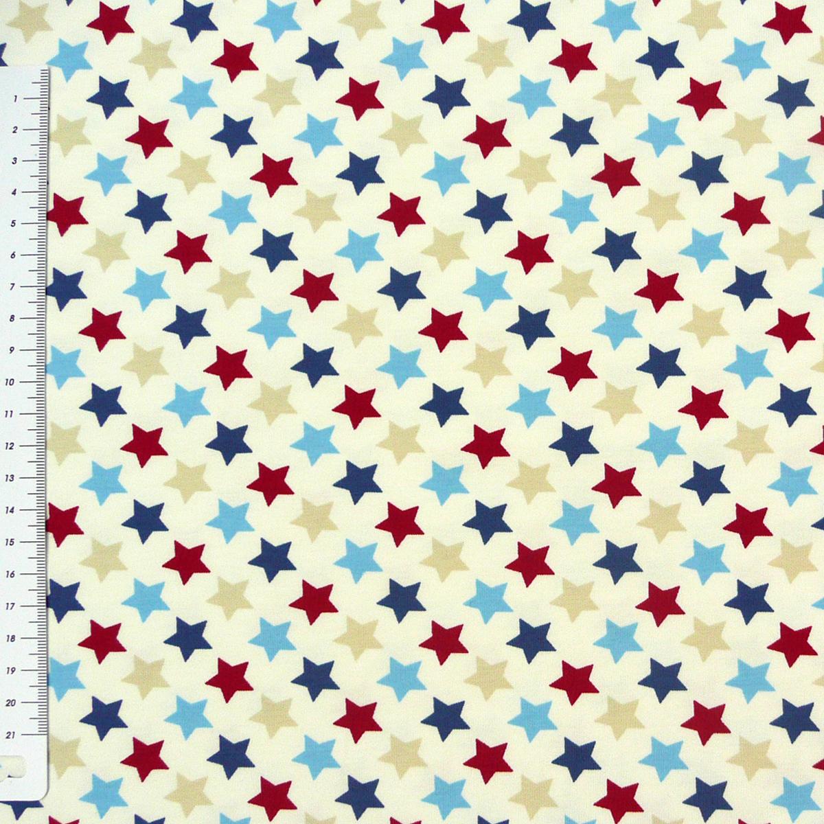 Jersey bunte Sterne