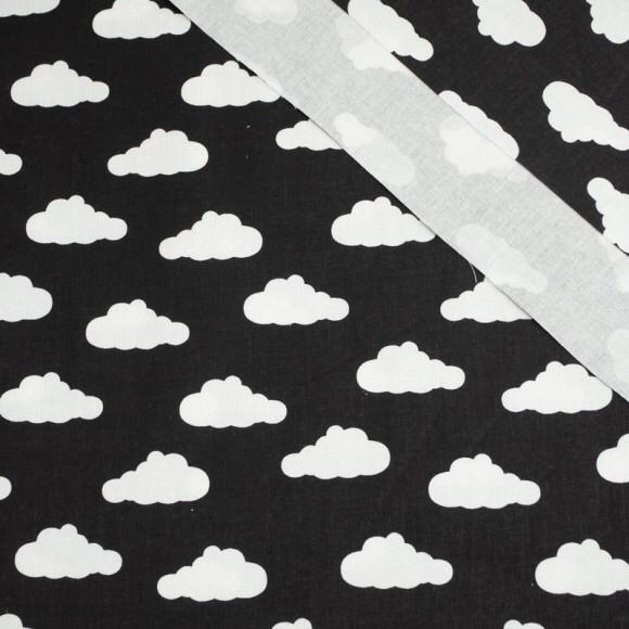 Baumwolle Wolke weiß
