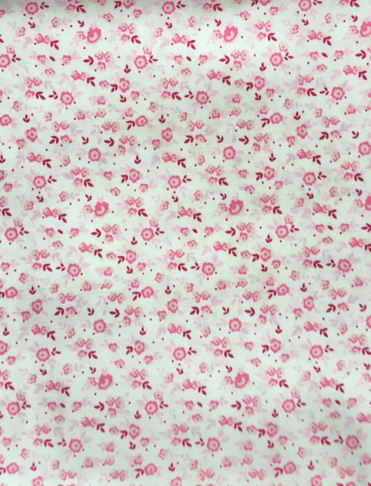 Baumwolle Rose 2