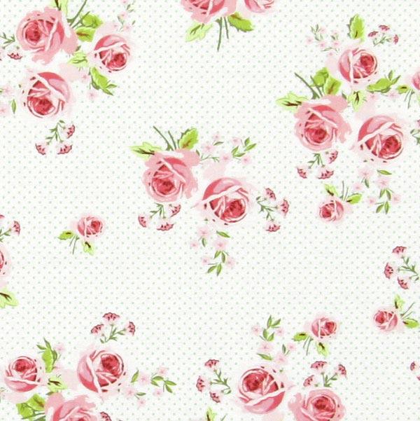 Baumwolle Rose 1