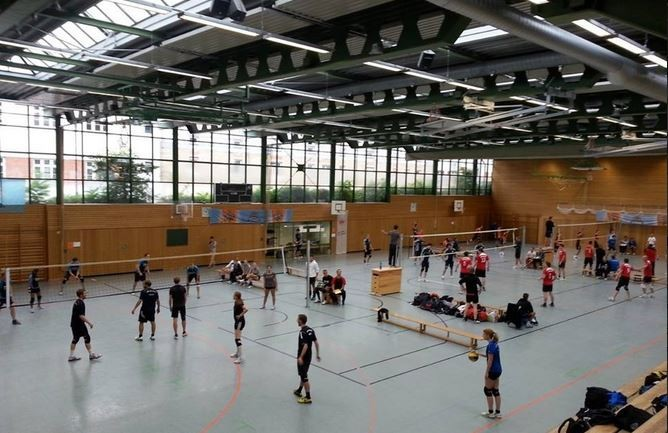 """Sanwald Open"" in Ludwigsburg (14./15.9.13)"