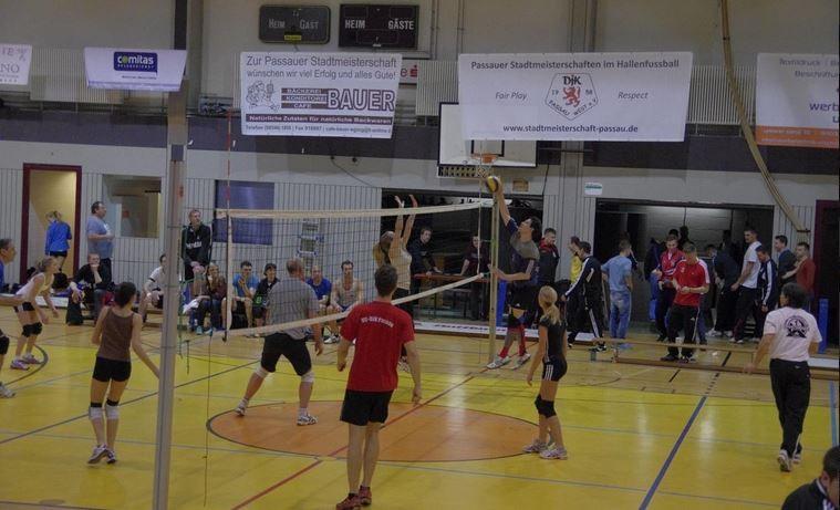 VC-internes Glühwein-Mixed-Turnier (20.12.13)