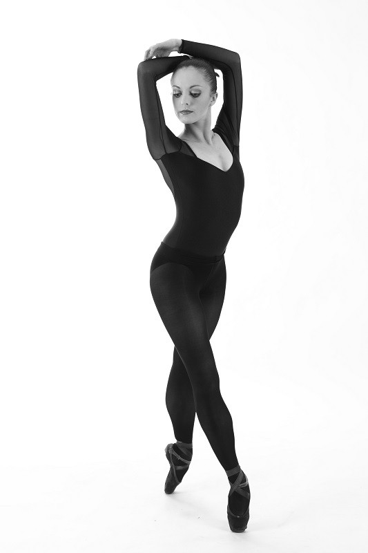Eléonore Guérineau, danseuse à l'Opéra de Paris