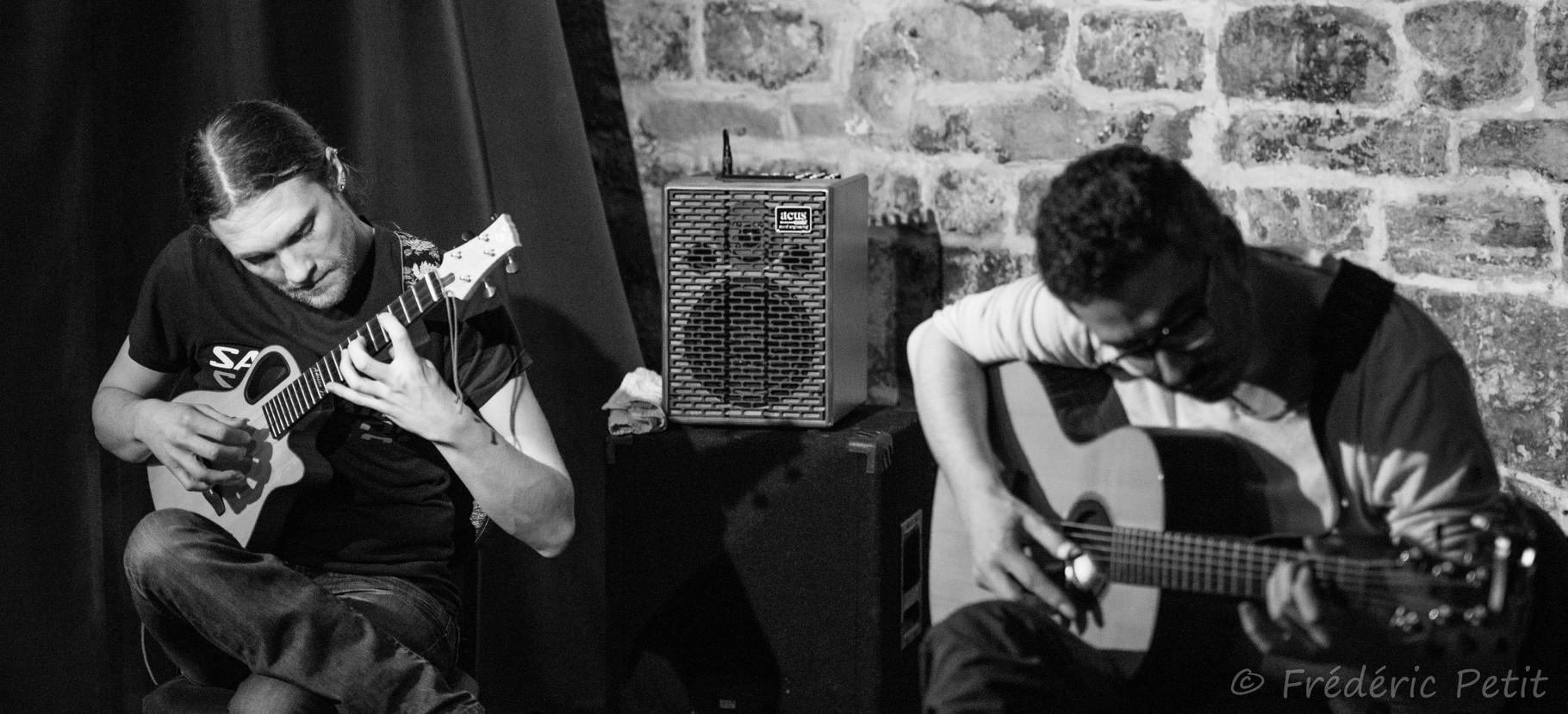 5 février 2015 - Shaï Sebbag & Adrien Janiak's RendezVous @ Kibélé