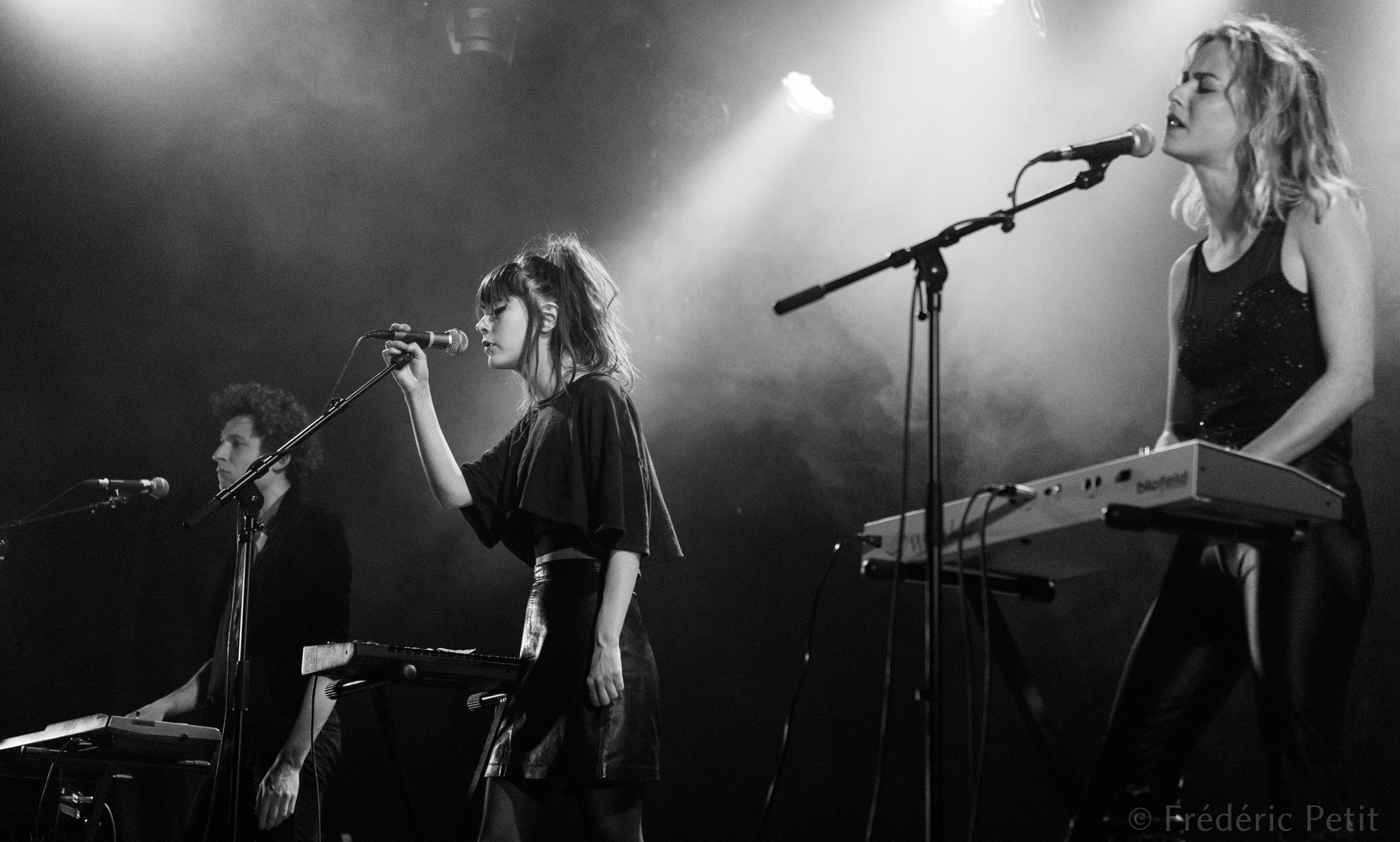 11 décembre 2015 - Paupière @ Pan Piper (Showcases Pro du Festival Aurores Montréal)