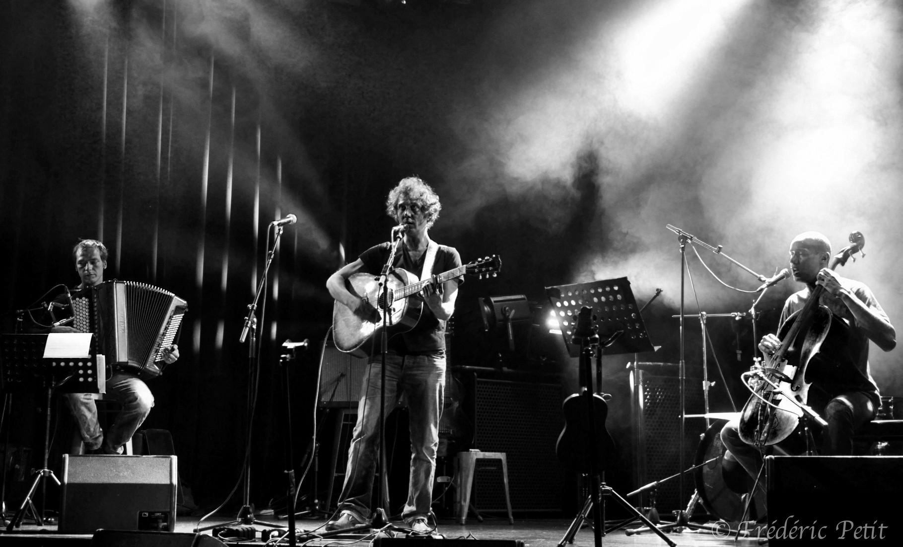 14 mai 2013 - Alexandre Kinn @ 3 Baudets