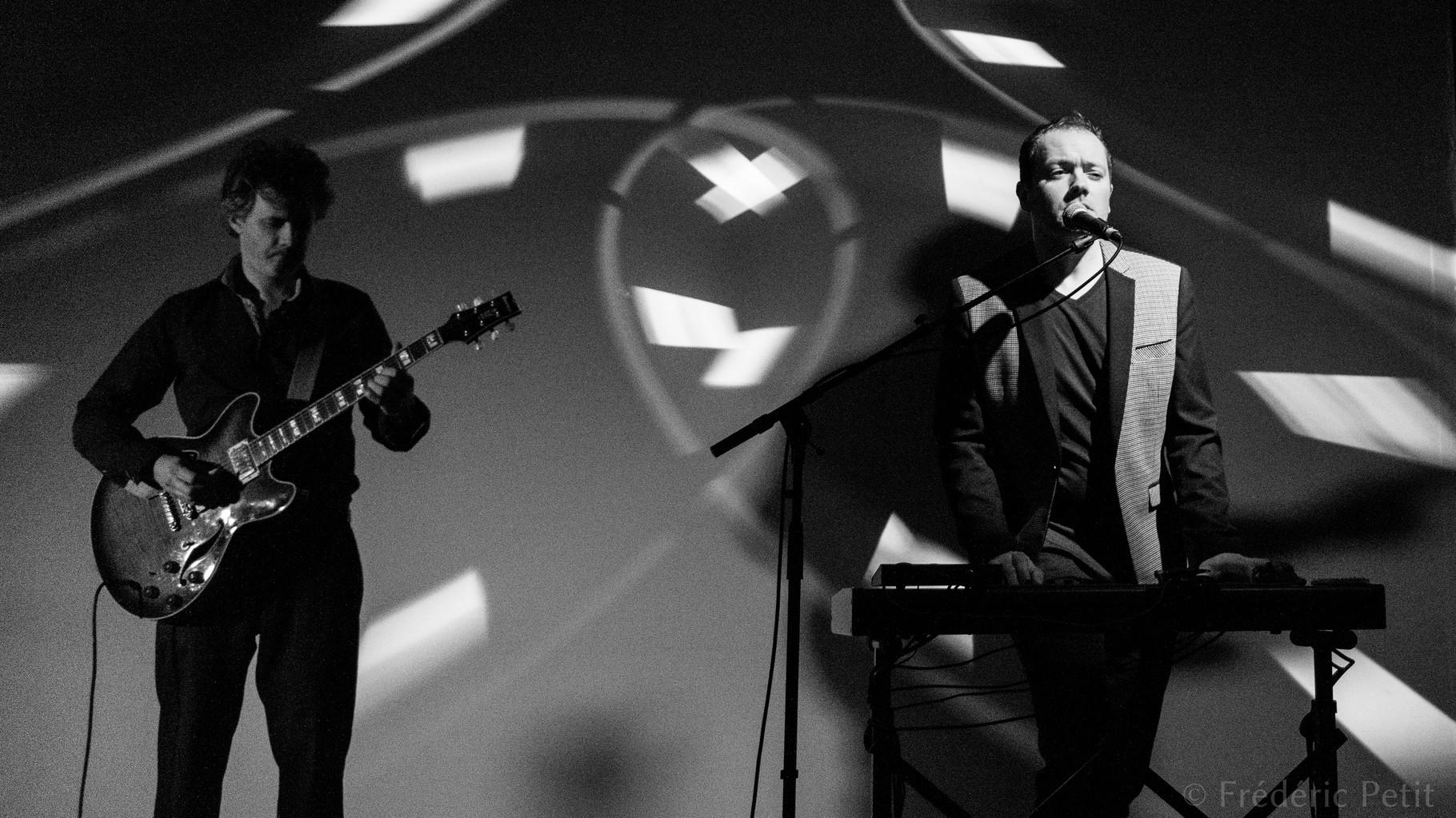 7 décembre 2015 - Bastien Lucas @ Pan Piper (Festival Aurores Montréal)
