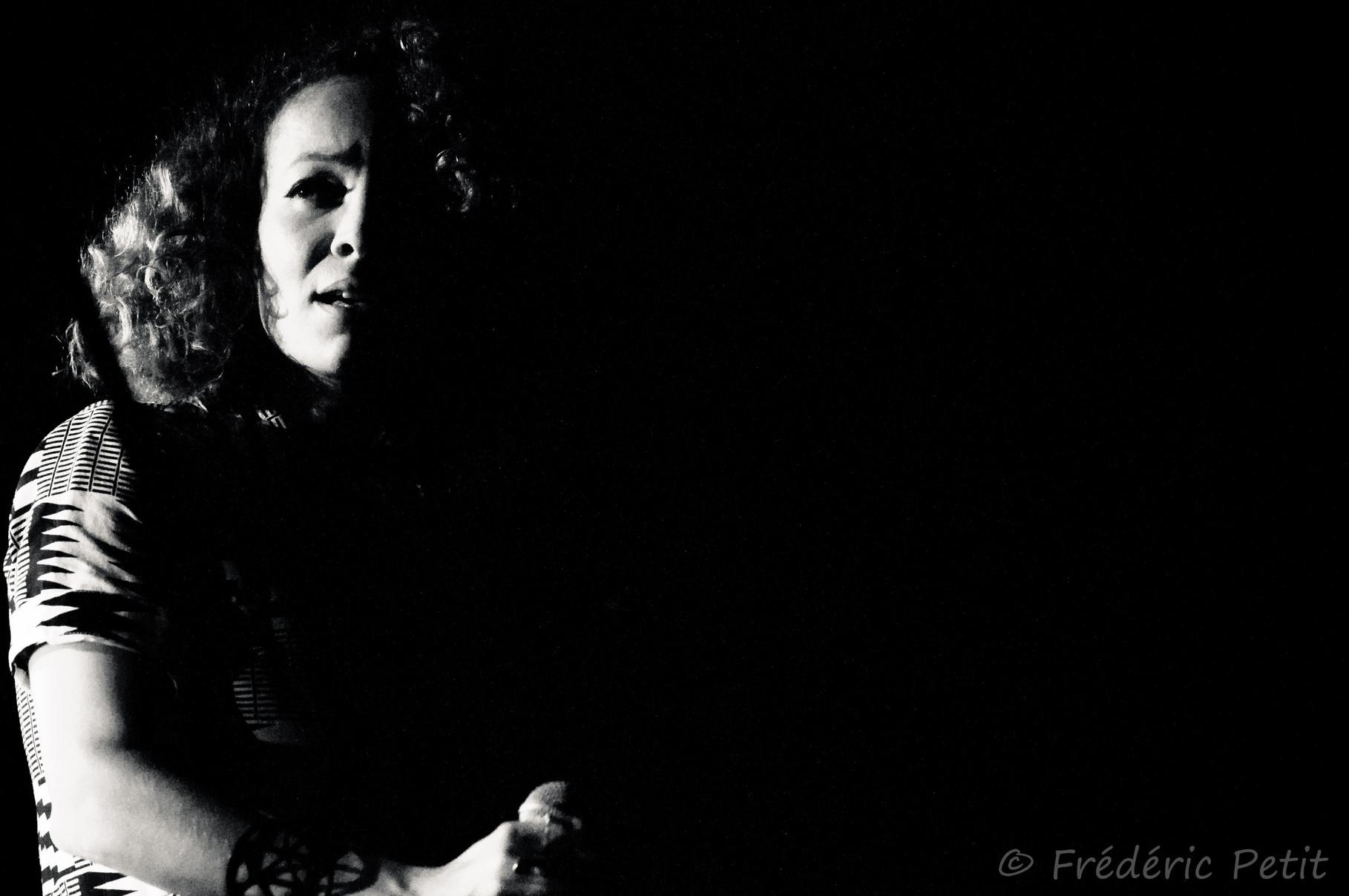 21 octobre 2013 - Élodie Rama @ 3 Baudets