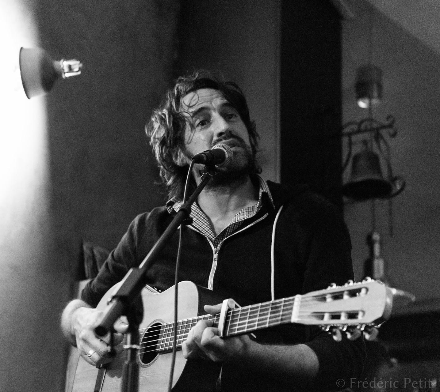 24 novembre 2015 - Sébastien Lacombe @ La Folie Douce