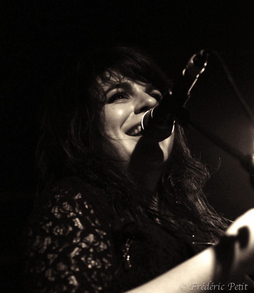 27 mars 2013 - Lisa LeBlanc @ La Boule Noire