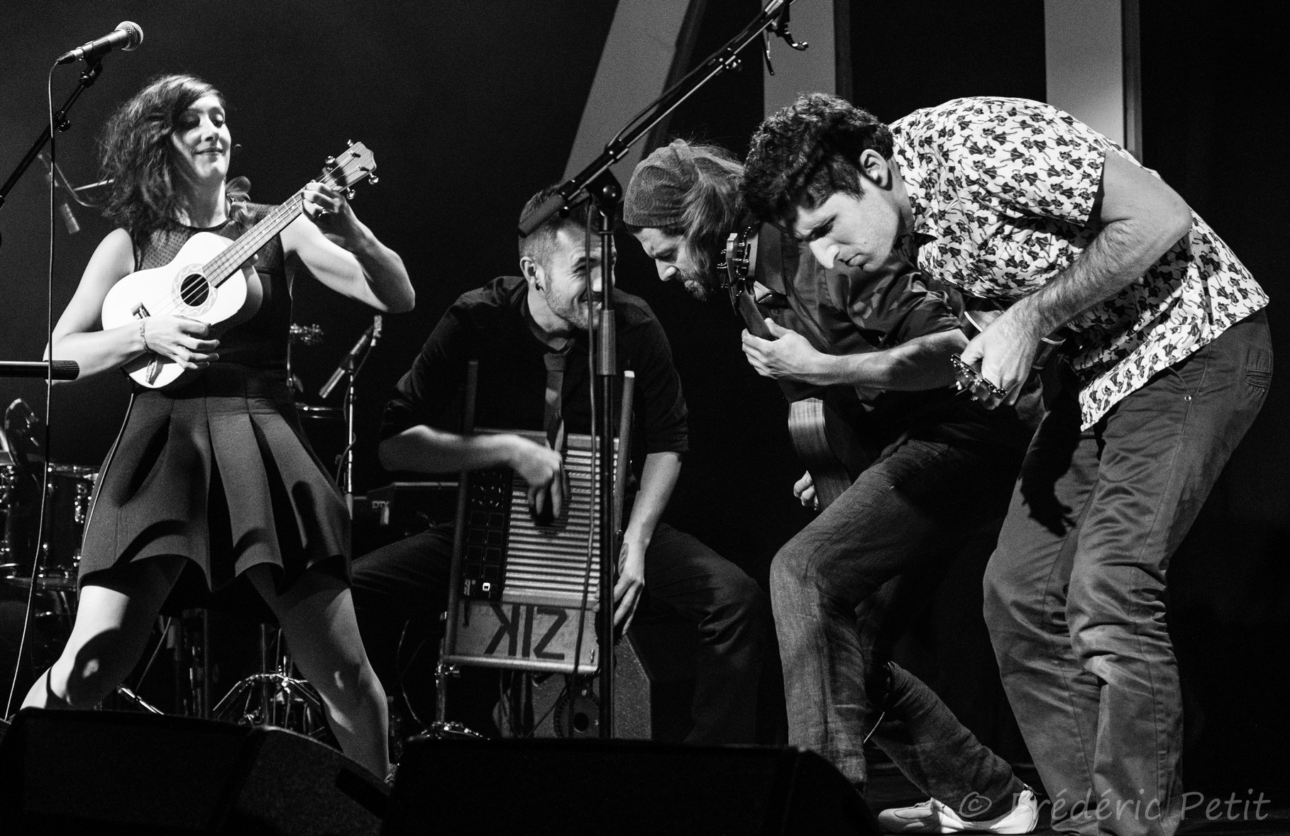 26 septembre 2014 - KIZ @ Pan Piper