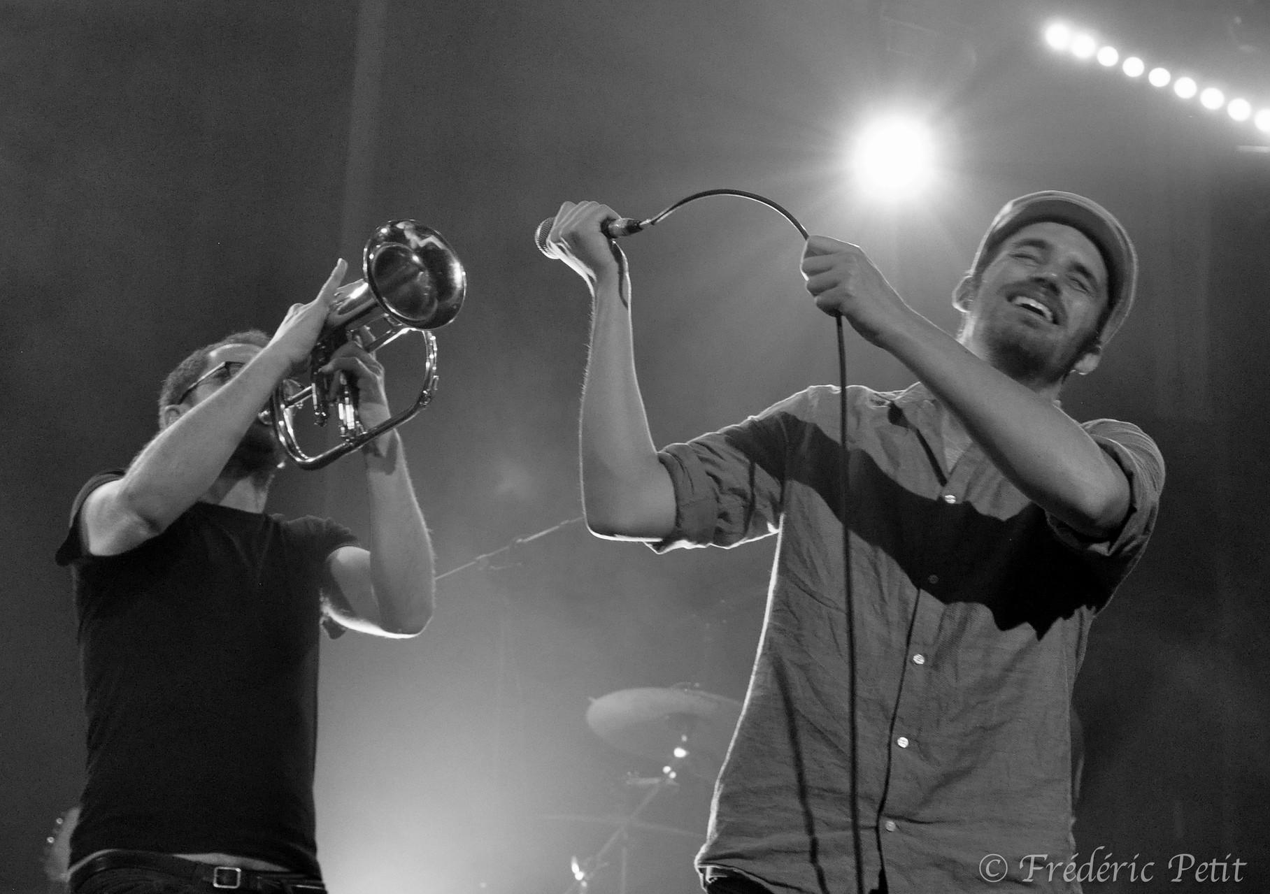 2 mai 2013 - Vincha @ Divan du Monde (Festival Aurores Montréal)