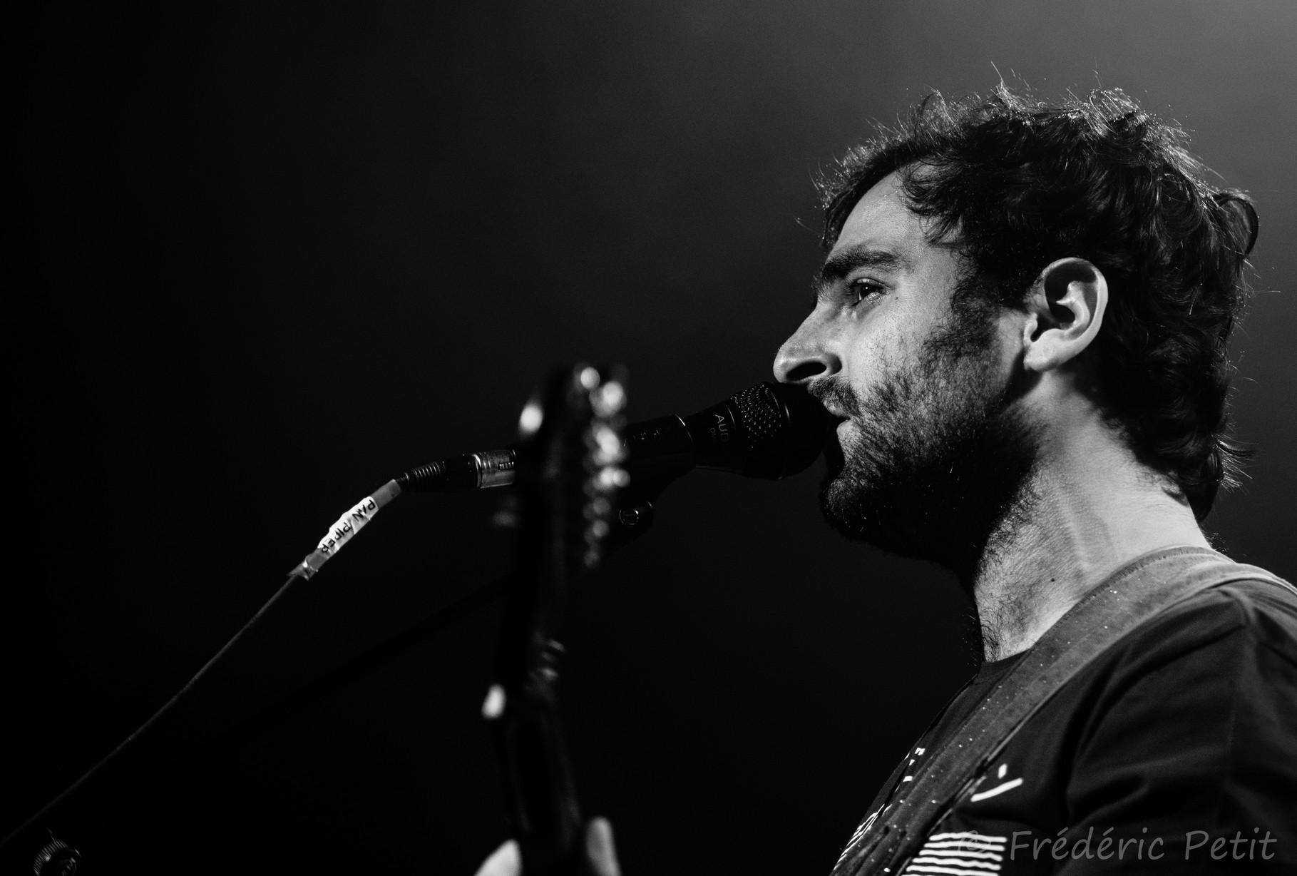 19 mai 2014 - Selim @ Pan Piper (Festival Aurores Montréal)