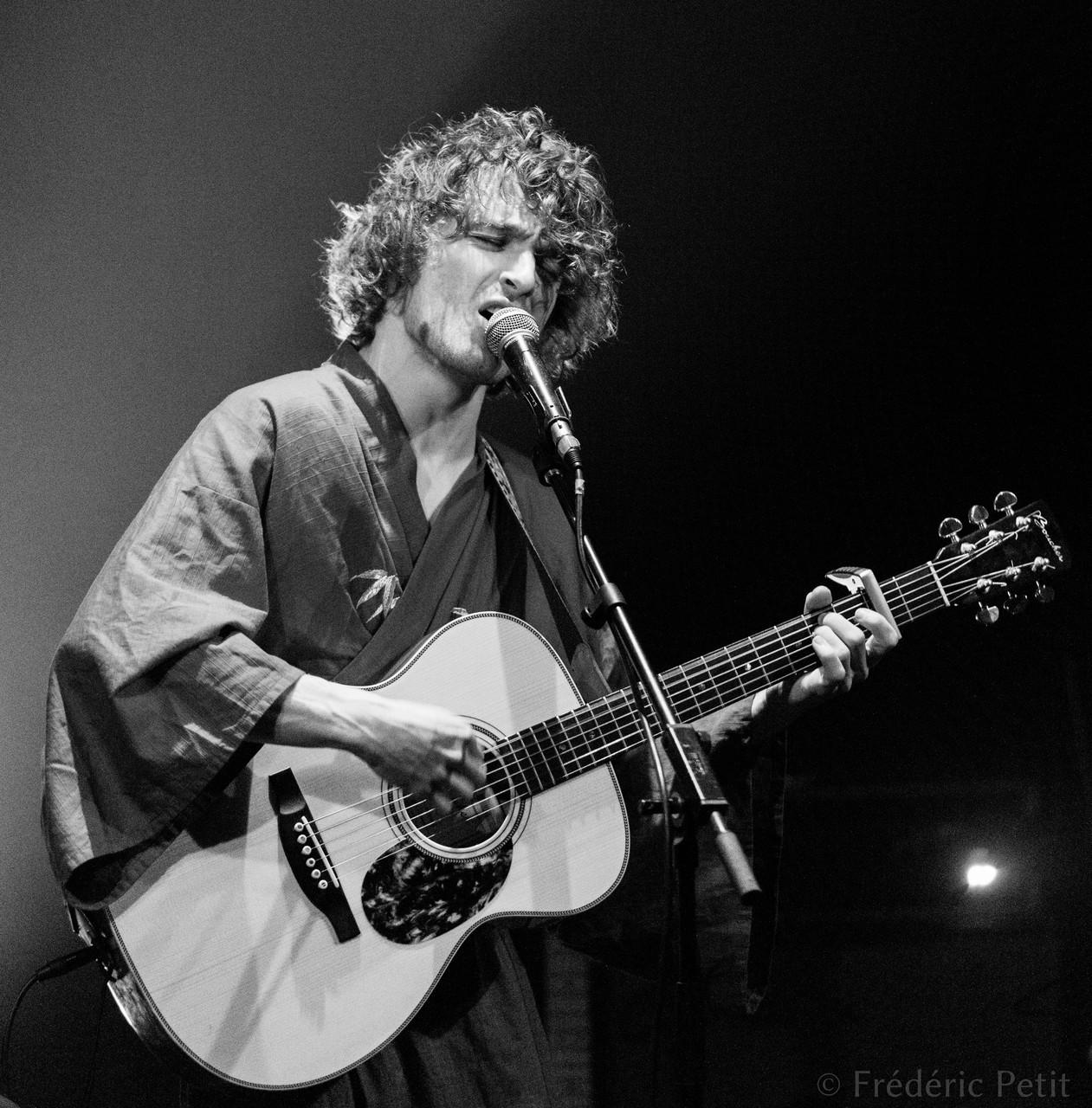 14 mars 2016 - Philippe Brach @ 3 Baudets (Festival « Aah ! Les déferlantes ! »)
