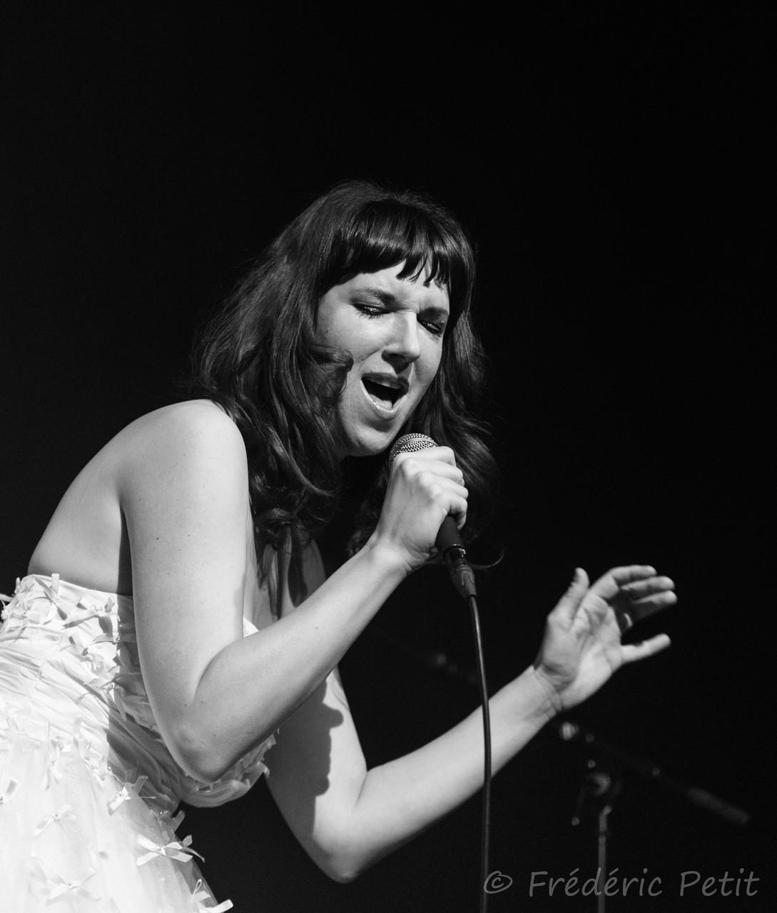 9 octobre 2015 - Geneviève Morissette @ Sud-Est Théâtre (Festi'Val de Marne)
