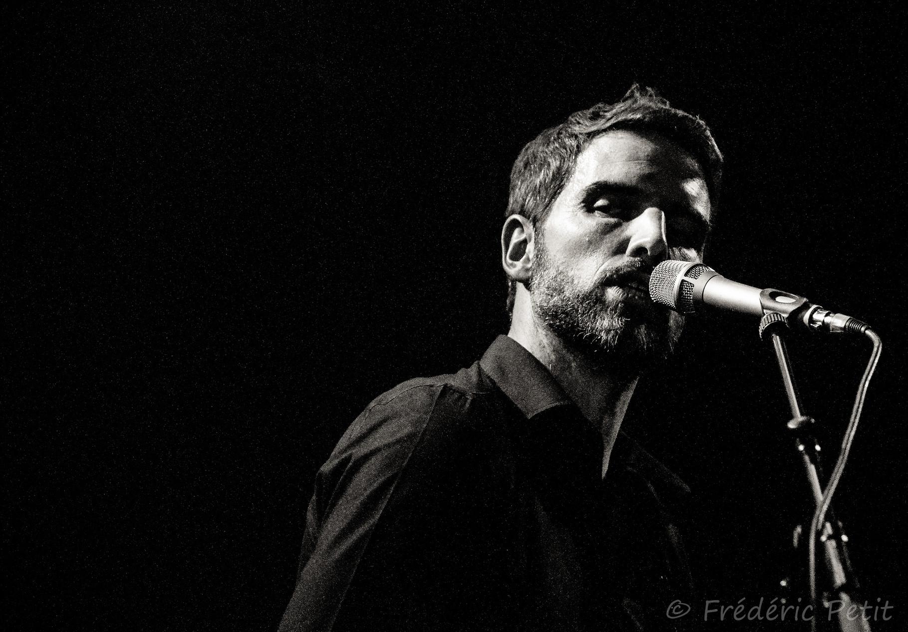 5 décembre 2013 - Fred Metayer @ 3 Baudets