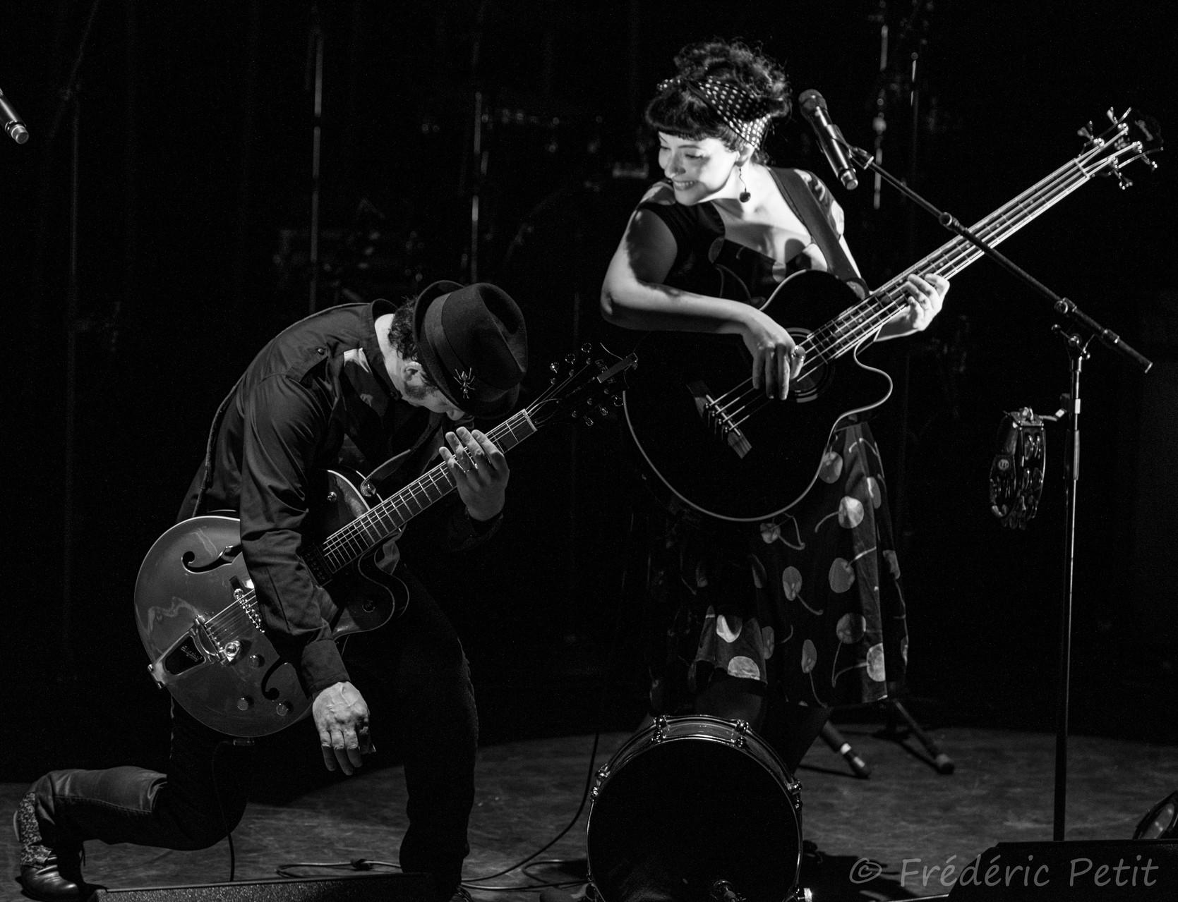 7 octobre 2014 - Lili Cros & Thierry Chazelle @ Espace Jean Vilar (Festi'Val de Marne)
