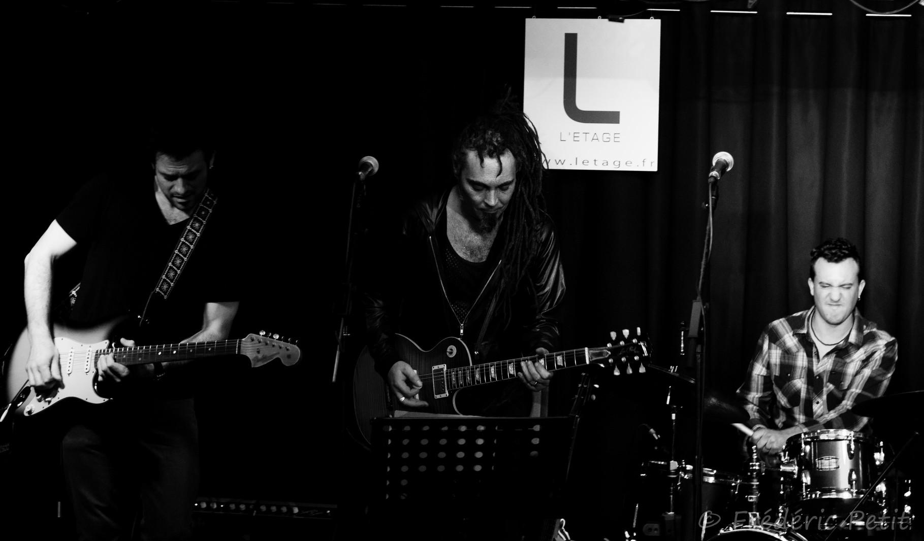 6 novembre 2013 - Éric Sauviat - Seb Chouard Group & Friends @ L'Étage