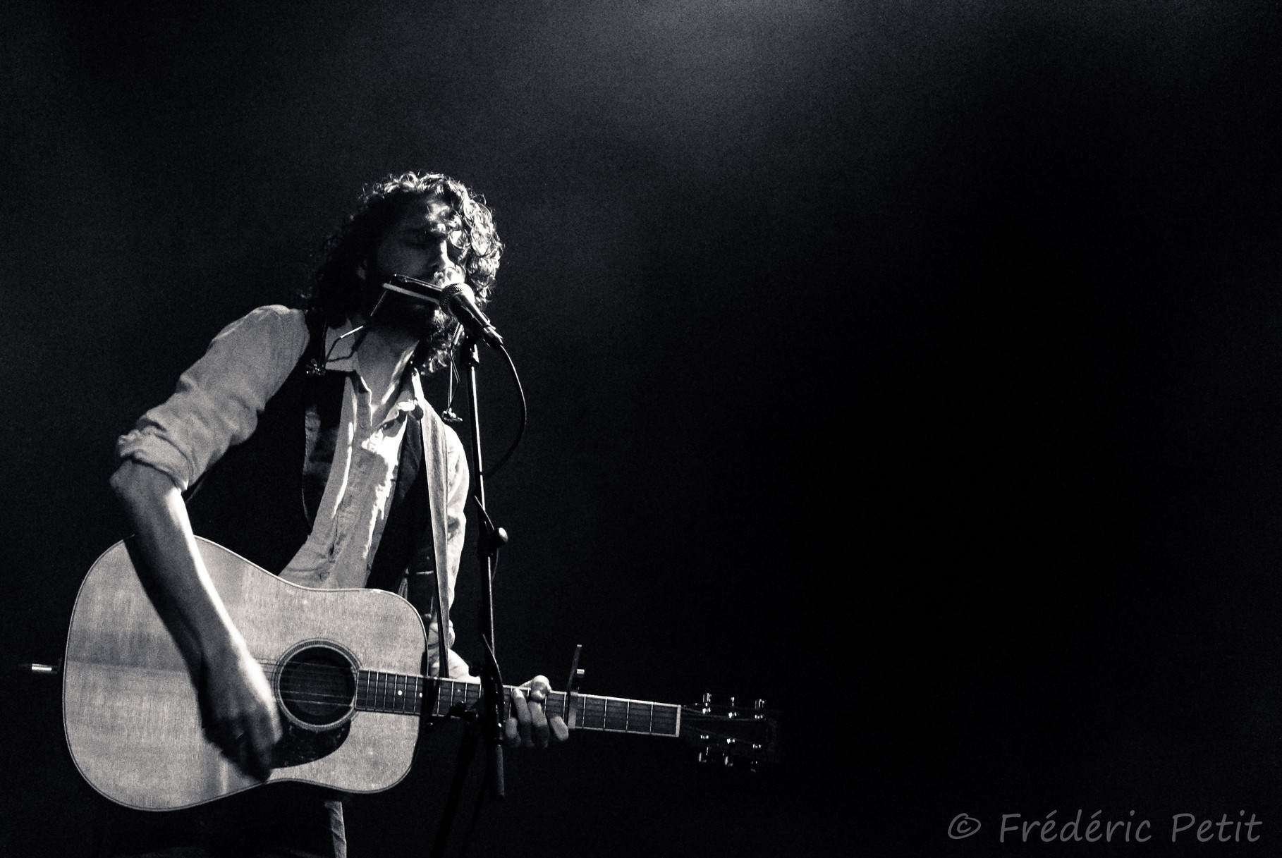 15 octobre 2013 - Alexandre Poulin @ 3 Baudets