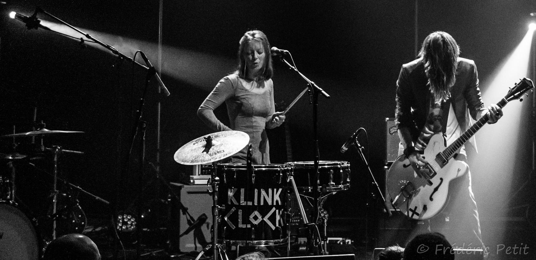 14 juin 2014 - Klink Clock @ L'Empreinte