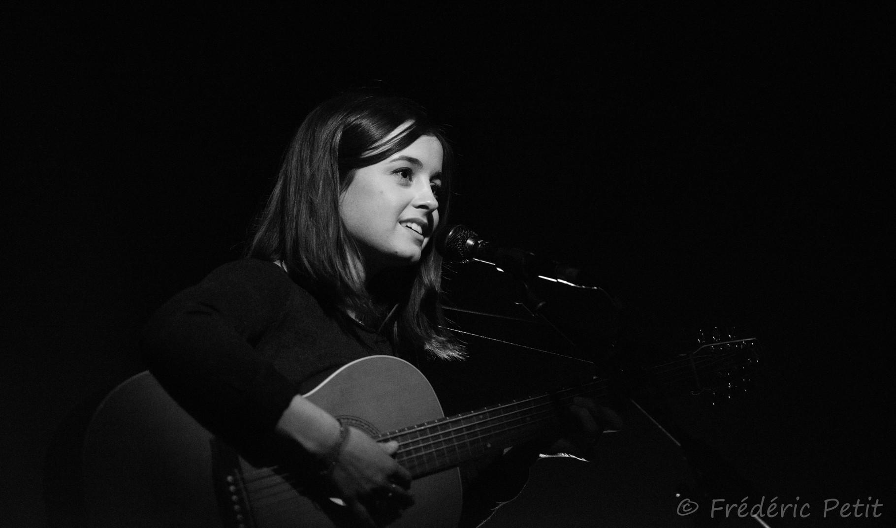 13 janvier 2015 - Leïla Huissoud @ 3 Baudets